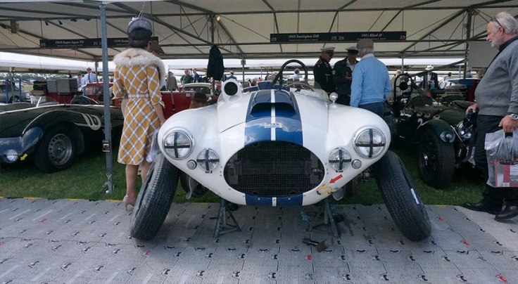 2014 Goodwood Revival
