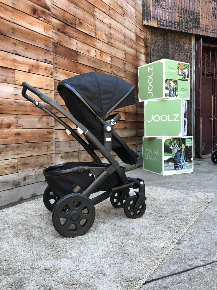 Joolz Geo2 Baby Stroller Noir Studio Collection